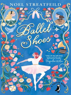 cover image of Ballet Shoes