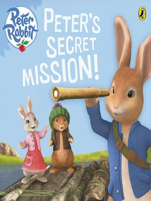 cover image of Peter's Secret Mission