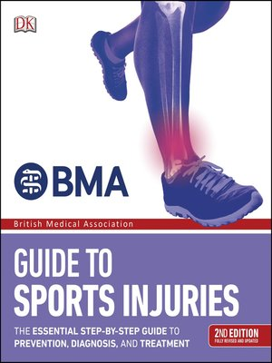 cover image of BMA Guide to Sports Injuries