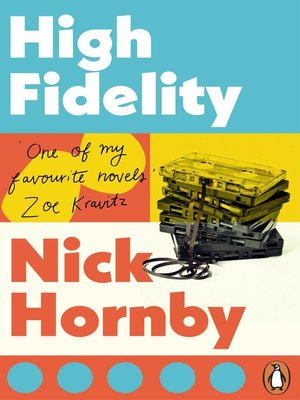 cover image of High Fidelity
