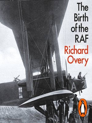 cover image of The Birth of the RAF, 1918