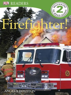 cover image of Fire Fighter!