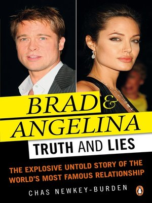 cover image of Brad and Angelina
