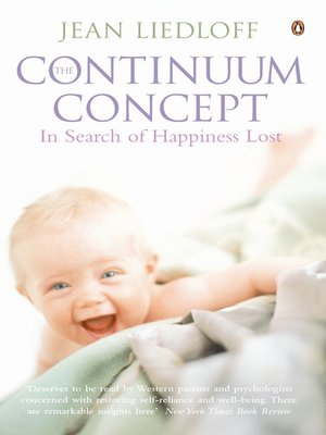 cover image of The Continuum Concept