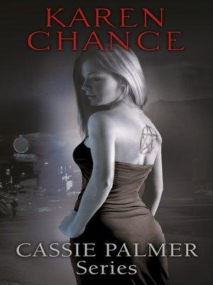 Karen chance overdrive rakuten overdrive ebooks audiobooks cover image of cassie palmer series fandeluxe Choice Image