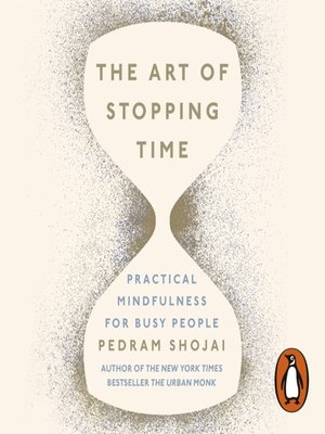 cover image of The Art of Stopping Time