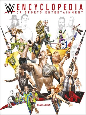 cover image of WWE Encyclopedia of Sports Entertainment New Edition