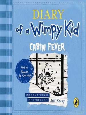 cover image of Cabin Fever (Diary of a Wimpy Kid book 6)