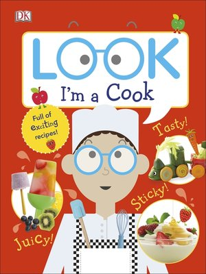 cover image of Look I'm a Cook