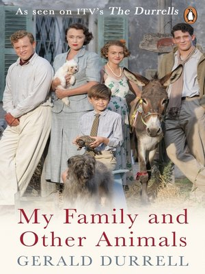 cover image of My Family and Other Animals
