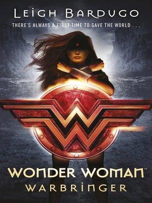 cover image of Wonder Woman: Warbringer