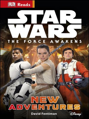cover image of DK Reads: Star Wars