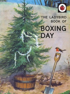 cover image of The Ladybird Book of Boxing Day