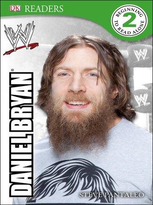 cover image of WWE Daniel Bryan