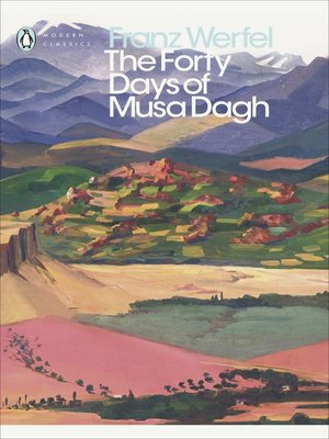 cover image of The Forty Days of Musa Dagh