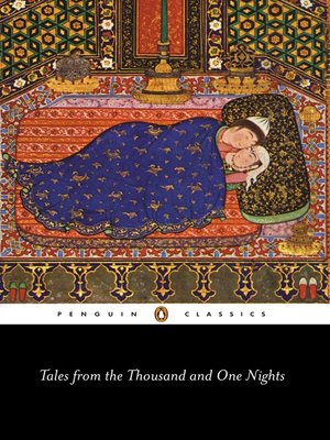 cover image of Tales from the Thousand and One Nights