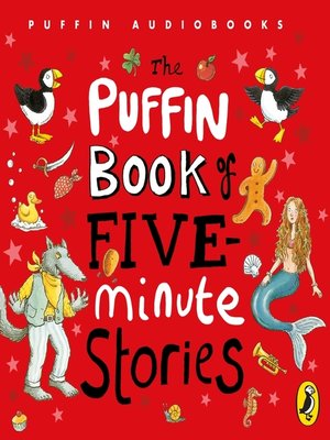 cover image of Puffin Book of Five-minute Stories