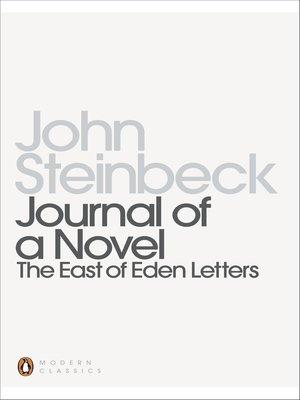 cover image of Journal of a Novel