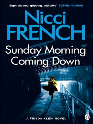cover image of Sunday Morning Coming Down