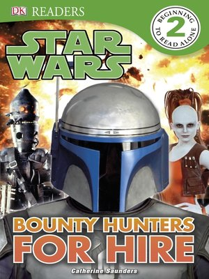 cover image of Star Wars: Bounty Hunters for Hire