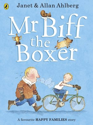 cover image of Mr Biff the Boxer