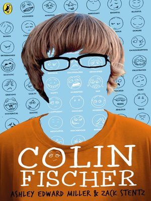 cover image of Colin Fischer