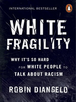 cover image of White Fragility