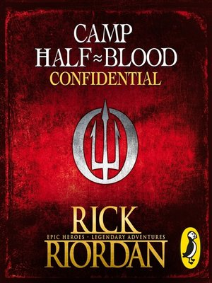 cover image of Camp Half-Blood Confidential (Percy Jackson and the Olympians)