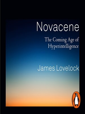 cover image of Novacene