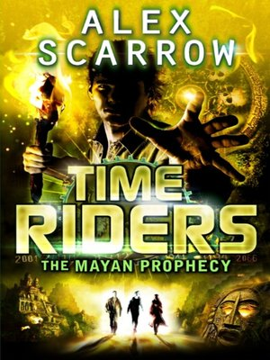 cover image of The Mayan Prophecy
