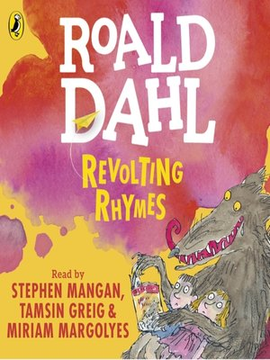 cover image of Revolting Rhymes (Colour Edition)
