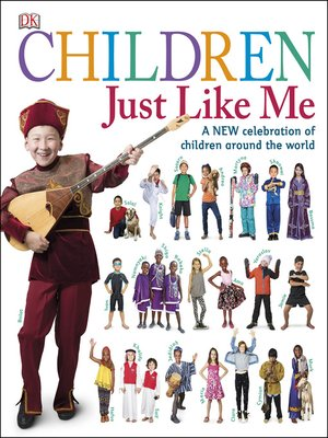 cover image of Children Just Like Me