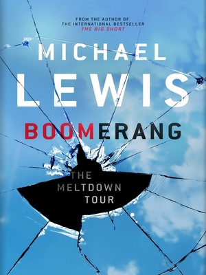 cover image of Boomerang