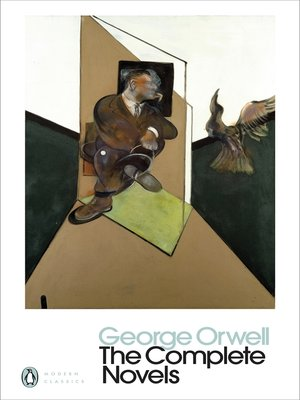 cover image of The Complete Novels of George Orwell