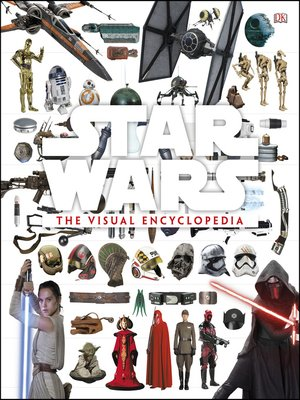 cover image of Star Wars the Visual Encyclopedia