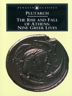 cover image of The Rise and Fall of Athens