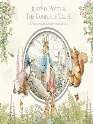 cover image of Beatrix Potter the Complete Tales