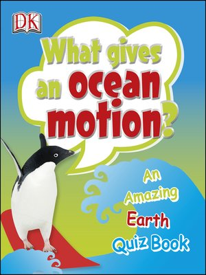 cover image of What gives an Ocean Motion?