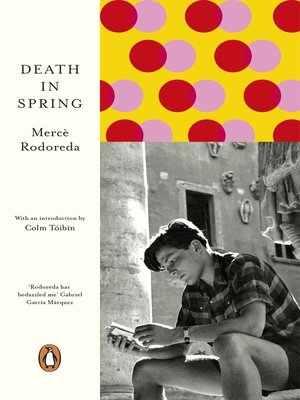 cover image of Death in Spring