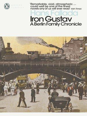 cover image of Iron Gustav