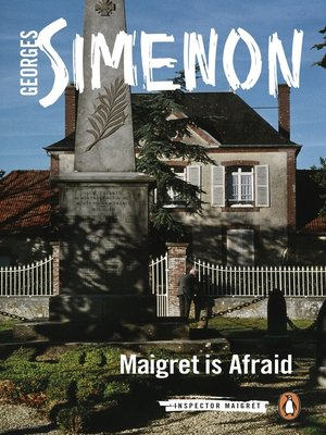 cover image of Maigret is Afraid