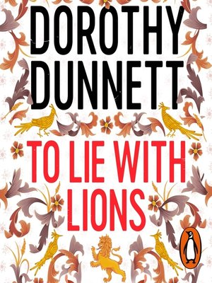 cover image of To Lie with Lions