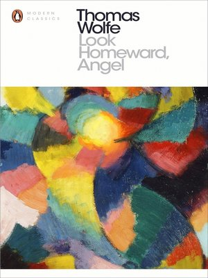 cover image of Look Homeward, Angel