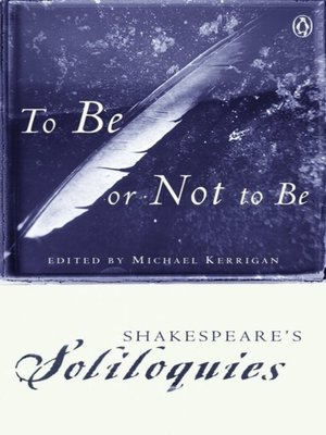 cover image of To Be or Not to Be