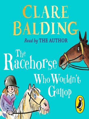 cover image of The Racehorse Who Wouldn't Gallop