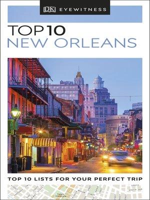 cover image of DK Eyewitness Top 10 New Orleans