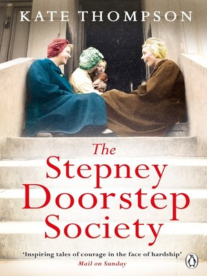 cover image of The Stepney Doorstep Society