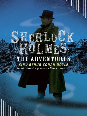 cover image of Sherlock Holmes:  the Adventures