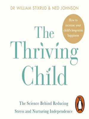 cover image of The Thriving Child