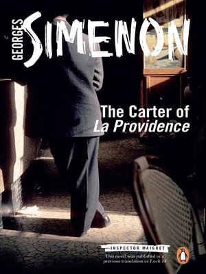 cover image of The Carter of La Providence